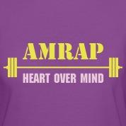 AMRAP-Crossfit-Bar-Women-s-T-Shirts